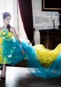 Séance édito robe créatrice