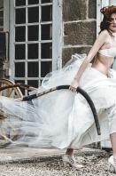 Séance mode édito avec Carole chateau