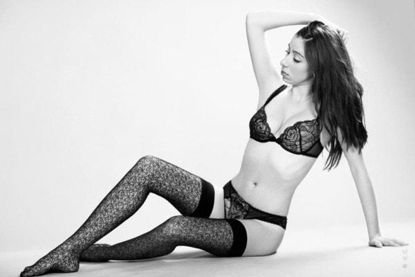 Shooting lingerie Mamz'l So