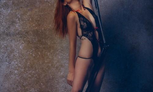 Photo sensuelle Artistique Charlotte